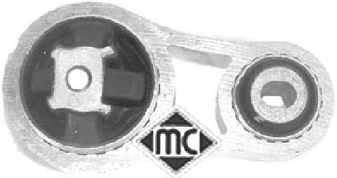 Подушка двигателя на Renault Trafic 2003->  2.5dCi (вверху, восьмёрка)  —  Metalcaucho (Испания) - MC04448