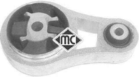 Подушка двигателя Renault Trafic 2003-> 2,5dCi (нижняя, восьмёрка 135 л.с.) — Metalcaucho (Испания) - MC04449