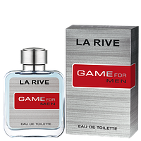 Туалетная вода La Rive Game for Man 100 ml / Ла Рив Гейм фо Мэн