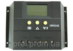 Контролер заряду Juta ACM5024Z 12-24В, 40A