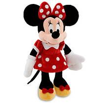 Плюшевая Минни Маус DISNEY 48см Minnie Mouse Plush - Red - Medium - 18''