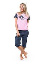 Пижама с короткими рукавами Дальмина