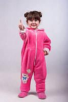 Детский комбинезон ( велюр+ махра), фото 1