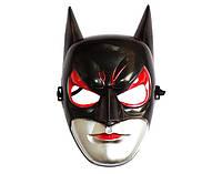 Карнавальная Пластиковая Маска Женщина Кошка Бэтмен Mask Batman Cat Прикол