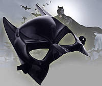 Карнавальная Пластиковая Маска из Кинофильма Бэтмен Mask Batman Прикол
