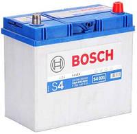 Аккумулятор Bosch 6 СТ-45-R S4 Silver 0092S40210