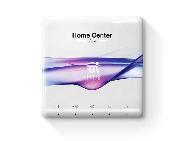 Fibaro home center lite HCL