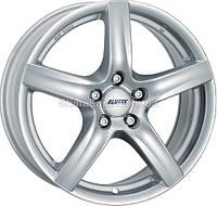 Литые диски Alutec Grip 7.5x17/5x114.3 D70.1 ET35 (Polar silver)