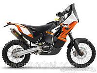 Компания KTM выпустила мотоцикл 450 Rally Replica