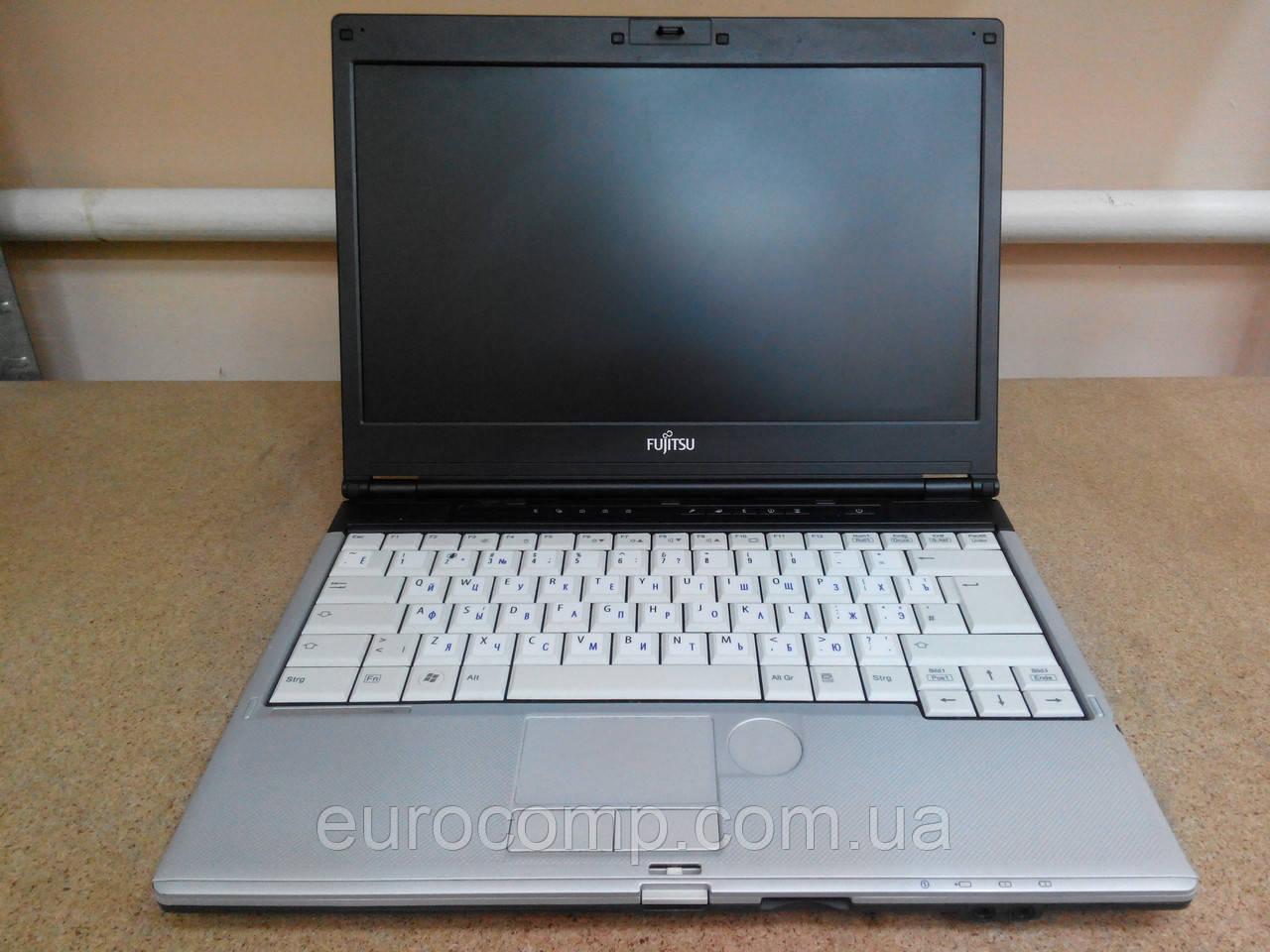 Мощный и лёгкий ноутбук бизнес Fujitsu Lifebook S762 13'' (Лицензия Windows 7 Pro)