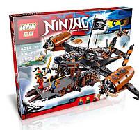Конструктор Lepin Ninja Цитадель несчастий (06028)