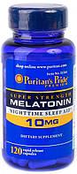 Puritan's Pride Melatonin 10mg (120 таб.)