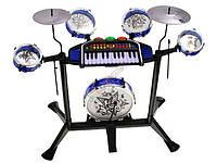 Синтезатор +барабанная установка BB336