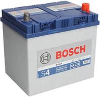 Аккумулятор Bosch 6 СТ-60-R S4 Silver 0092S40240