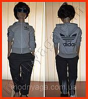 Детский спортивный костюм, брендовый, Adidas - для спортивных детей