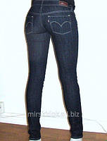 Levis skinny джинсы женские на фигуру  с талией  Levis bold curve skinny W30