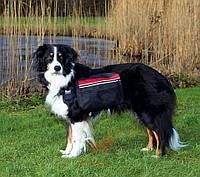 Рюкзак для собак черный Trixie (L 28х18 см)