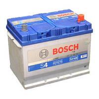 Аккумулятор Bosch 6 СТ-70-R S4 Silver 0092S40260