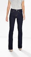 Джинсы женские Levis 512 perfectly slimming boot cat джинсы суперутяжка высокая посадка