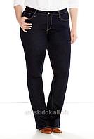 Женские джинсы LEVIS 315 Shaping boot cat - новая система формирования фигуры, большие размеры W32, W33, W34,