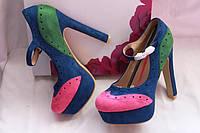 Классные туфли Мери Джейн JOXY