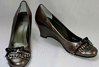 Кожаные туфли Vaneli