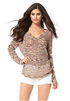 Легкий пуловер джемпер весна лето. Европейские размеры  34,36,38,40