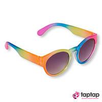 Солнцезащитные очки для девочки (цветные)