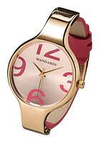 Часы кварцевые дизайнерские Mandarin Heine Германия