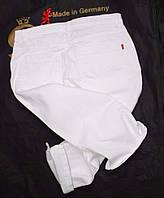Шорты джинсовые удлиненные белые CFL Германия . Остался М, Л