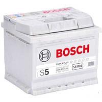 Аккумулятор Bosch 6 СТ-52-R S5 Silver Plus 0092S50010