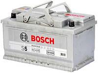 Аккумулятор Bosch 6 СТ-85-R S5 Silver Plus 0092S50100