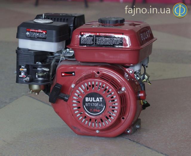 Двигатель с редуктором Булат 170F-L