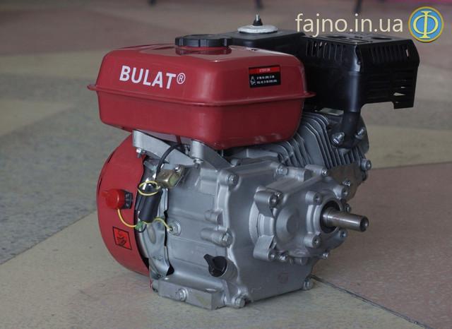 Двигатель с редуктором Булат 170F-L фото 4
