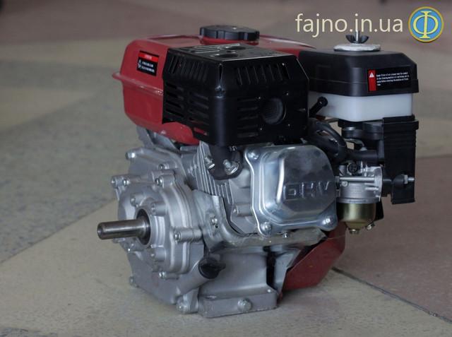 Двигатель с редуктором Булат 170F-L фото 6