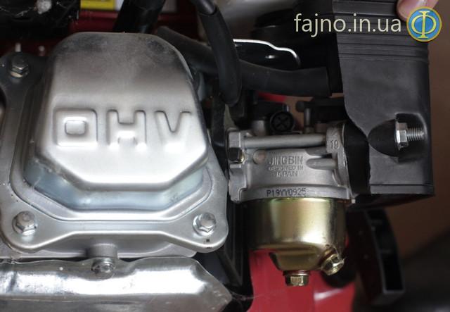 Двигатель с редуктором Булат 170F-L фото 7