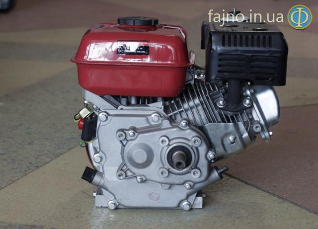 Двигатель с редуктором Булат 170F-L фото 9