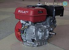 Бензиновый двигатель Bulat BT 170F-L (7 л.с., понижающий редуктор, шпонка 19 мм)