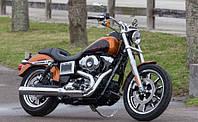 Новый мотоцикл Harley-Davidson Low Rider 2014 года