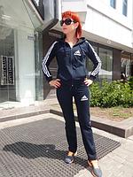 Спортивный костюм из трикотажа двухнитки 1007