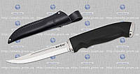 Рыбацкий нож 2384 UP (чехол кожа) нетонущий (филейный) MHR /05-8