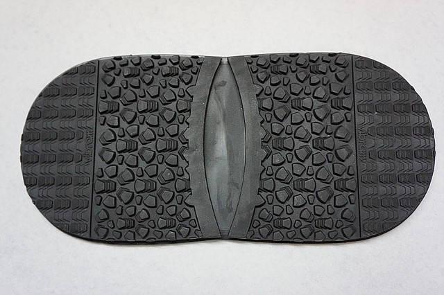 Набойка резиновая VIBRAM 5341 черн. женская, фото 2