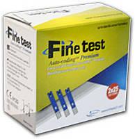 Тест-полоски Finetest premium, 25 шт