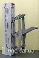 Рубильник выключатель нагрузки вертикальный 630А для ножевых предохранителей типа NH цена купить