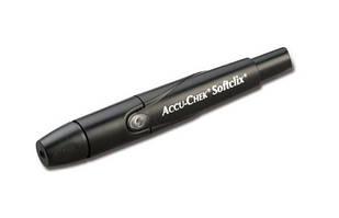 Ланцетний пристрій для проколювання пальця Accu-Chek Softclix