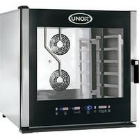 Печь конвекционная XBС 605 Е Unox. Тепловое оборудование для ресторанов и кафе