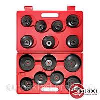 Набор съёмников масляного фильтра Intertool HT-7204