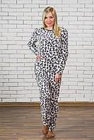 Пижама женская Леопард