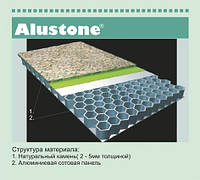 «Alustone®», фасад из натурального камня, фото 1
