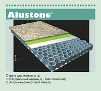 «Alustone®», фасад из натурального камня
